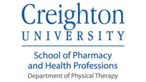 Creighton Department of Physical Therapy