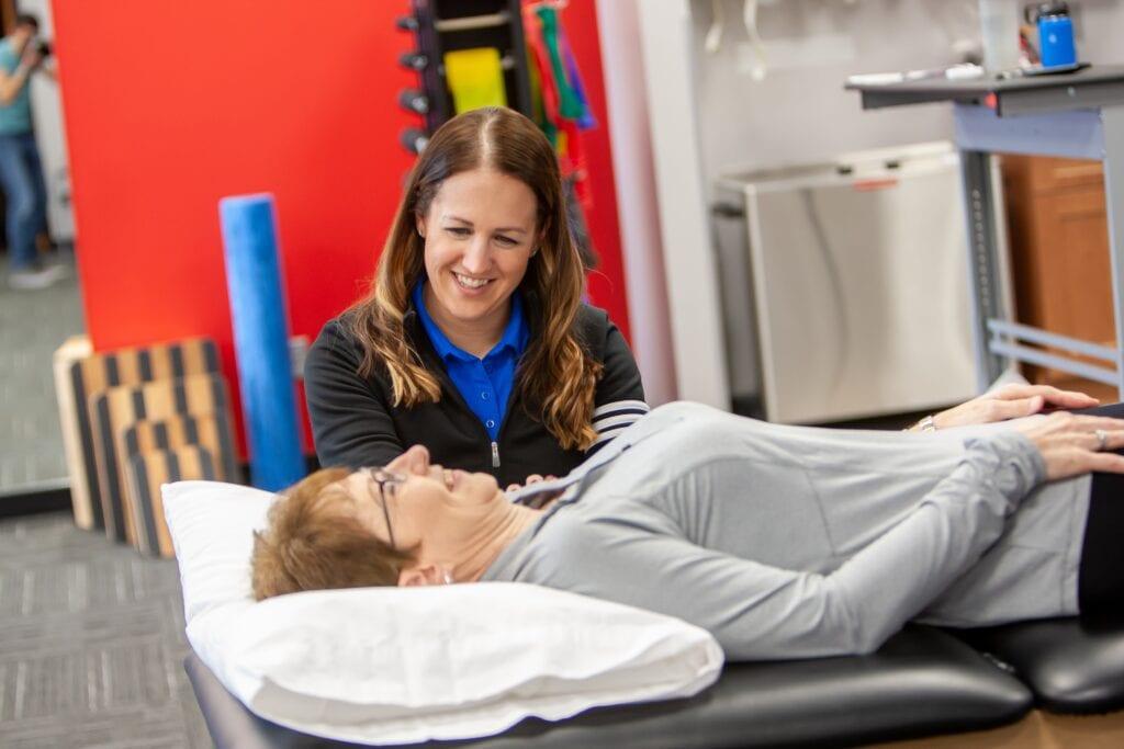 Vestibular Physical Therapy